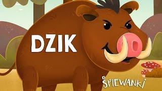 DZIK JEST DZIKI – Śpiewanki.tv – piosenki dla dzieci