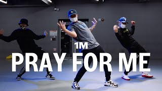 The Weeknd, Kendrick Lamar - Pray For Me / Kyo Choreography
