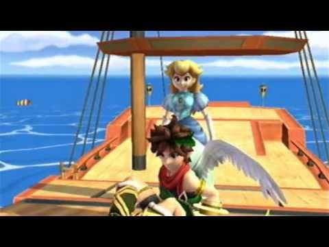 Kid Icarus D Anime Thanatos Rising Part