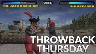 NHL HITZ 2003!! (Throwback Thursday)