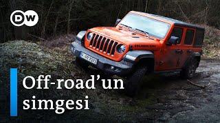 Zorlu koşulların aracı: Jeep Wrangler - DW Türkçe
