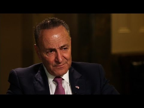 Chuck Schumer on what he expects from Trump