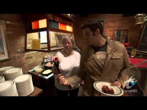 Man Vs Food Columbus Ohio Restaurants