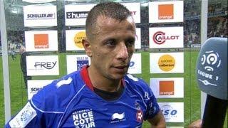 Interview de fin de match : Stade de Reims - OGC Nice (3-1) / 2012-13