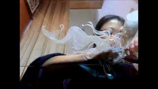 Paper-cutting Mermaid Making Process