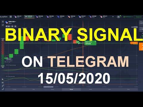 Binary option signal 2020