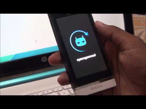 HOW TO INSTALL Kitkat 4.4.4 XPERIA U