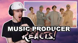 Music Producer Reacts to BTS 'Dynamite'