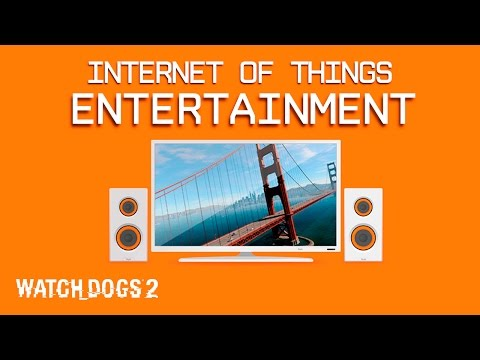 Watch Dogs 2: Selfie Reveal – Internet of Things – Entertainment [US]