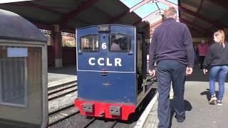 Tasmanian diesel power on the Cleethorpes Coast Light Railway.