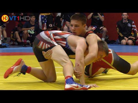 🤼 | WRESTLING | Friendship Fight (Freestyle) - 132 lbs | BRAND, D. (GER) vs. STEINFELDT, E. (USA)