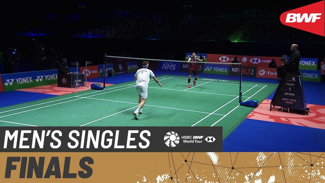 Download YONEX All England Open 2021 | Day 5: Lee Zii Jia (MAS) [6] vs Viktor Axelsen (DEN) [2]