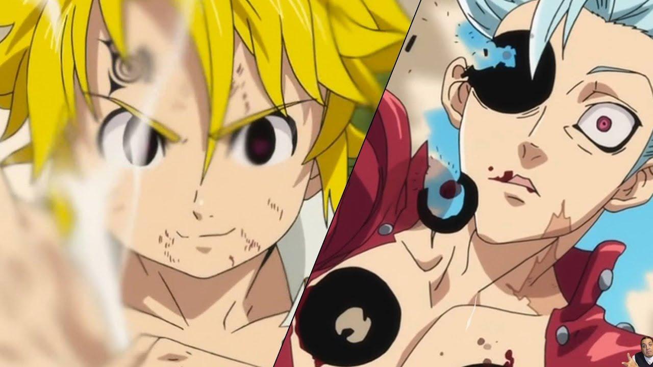 Bleach Wallpapers Hd 1080p The Seven Deadly Sins Episode 11 七つの大罪 Nanatsu No Taizai