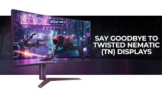 LG Unveil World's First 1ms IPS Display At E3 2019 | Are TN Monitors In Trouble?