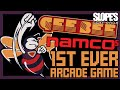 GEE BEE: Namco's 1st ever arcade game -SGR