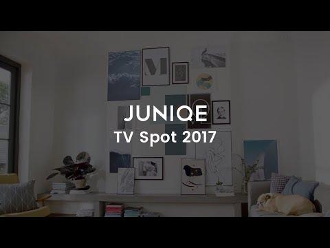 JUNIQE TV-Spot #3 | November 2017