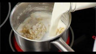 Густой бархатный соус бешамель рецепт от шеф-повара /  Илья Лазерсон / Обед безбрачия