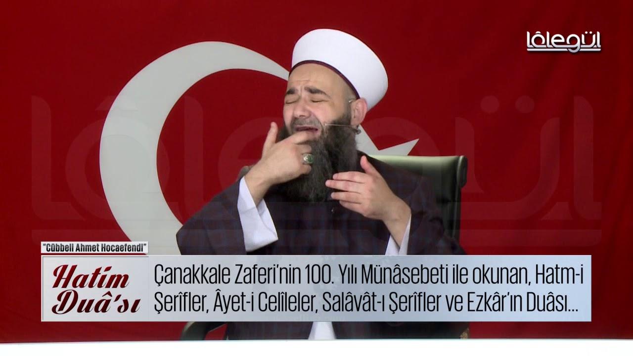Hicri Yılbaşı Sohbet Özel 2015 - Cübbeli Ahmet Hoca Lâlegül TV