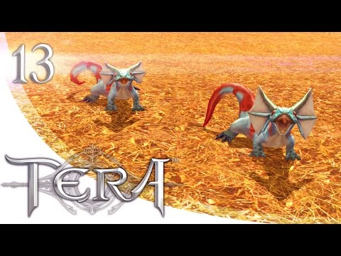 Let's Play TERA EP13 // Moon Mount Hack & Celestial Hills