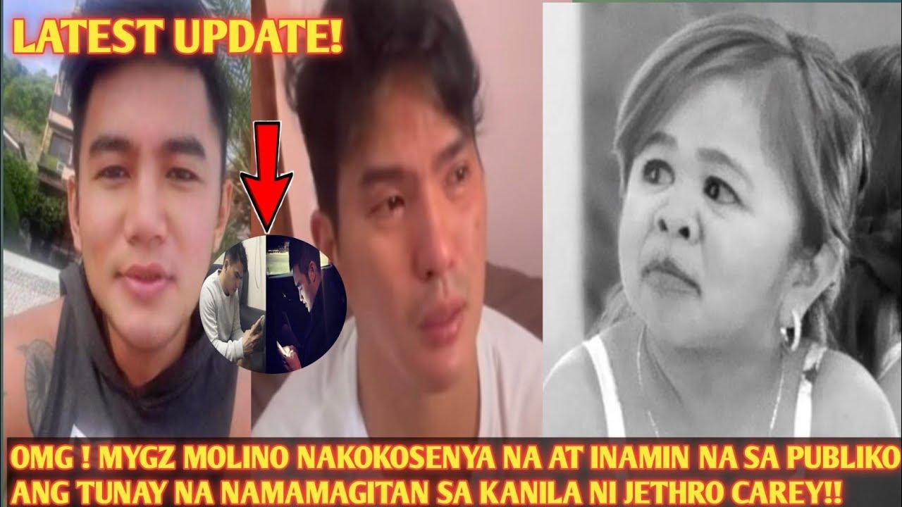 Download NAKAKAGULAT NA REBELASYON MYGZ MOLINO Umamin nasa Tunay na namamagitan sa kanila ni JETHRO