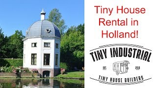 Vacation Rental Tiny House in Holland!