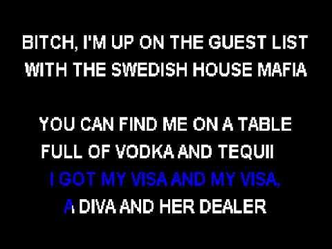 Swedish House Mafia feat Tinie Tempah   Miami 2 Ibiza Karaoke
