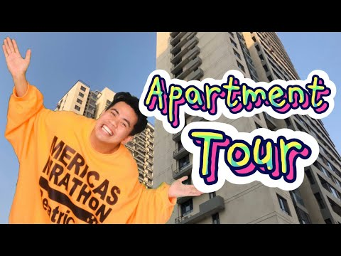 CHINESE APARTMENT TOUR   OFW LIVING IN CHINA (HEBEI)
