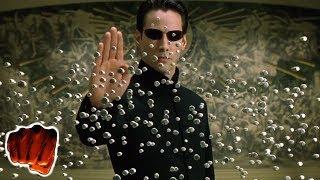 Matrix Reloaded Neo vs Merovingian Türkçe Dublaj Dövüş Sahnesi 1080p
