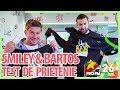 Test de PRIETENIE cu SMILEY si BARTOS | Ziua #ProFM26