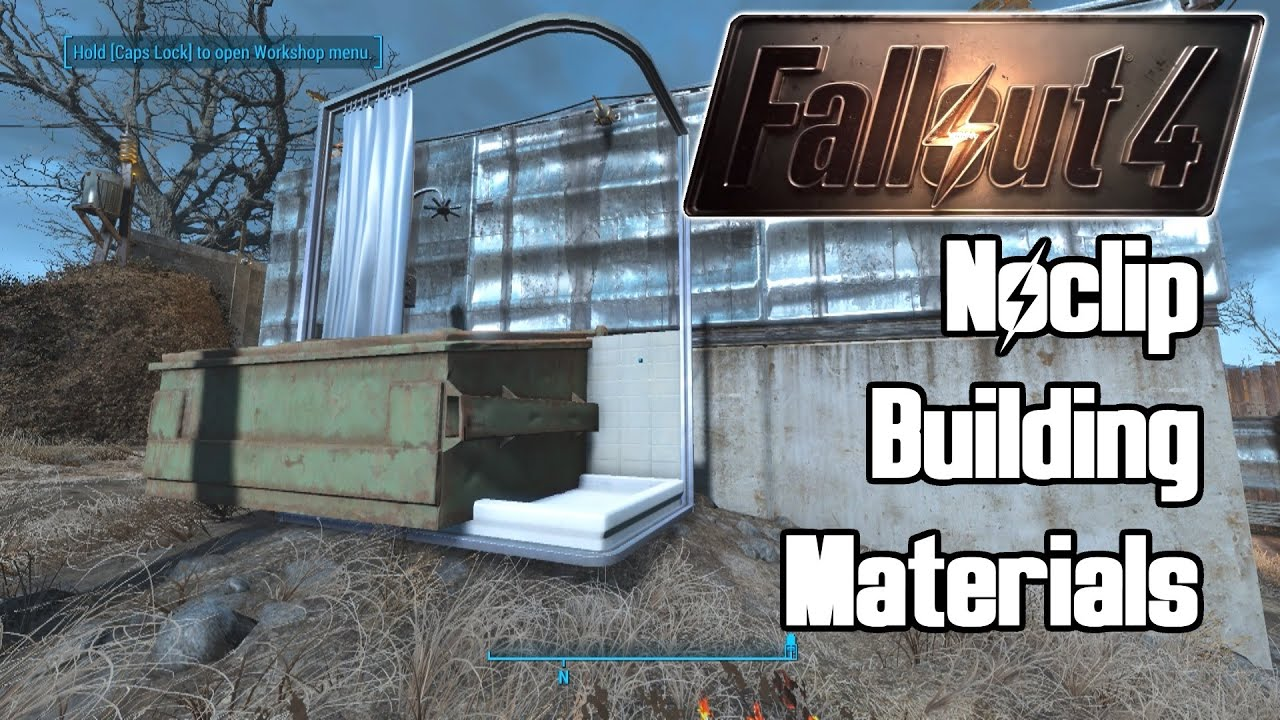 Fallout How To Find Vault Building Materials