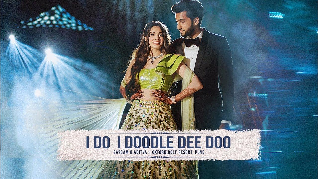 I DO I DOODLE DEE DOO - Sargam & Aditya Trailer // Wedding Highlights // Oxford Golf Resort, Pune