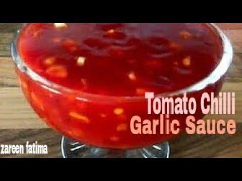 How to make ketchup into chili sauce