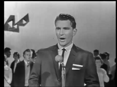 Ken Corbett Singing a Classic on Early Bandstand 1963