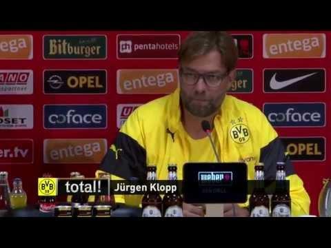Mainz 05 - BVB (2:0): Die Pressekonferenz mit Jürgen Klopp nach dem Spiel | BVB