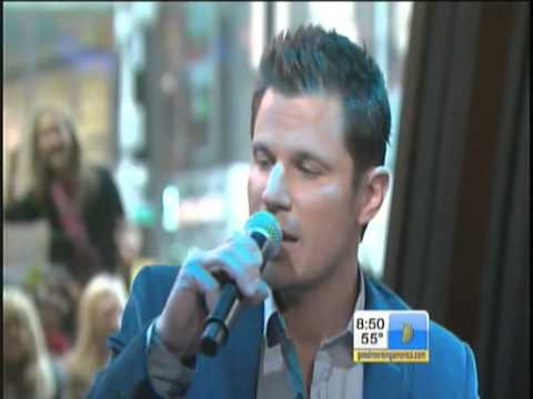 Nick Lachey *Father's Lullaby* Good Morning America 4/15/13