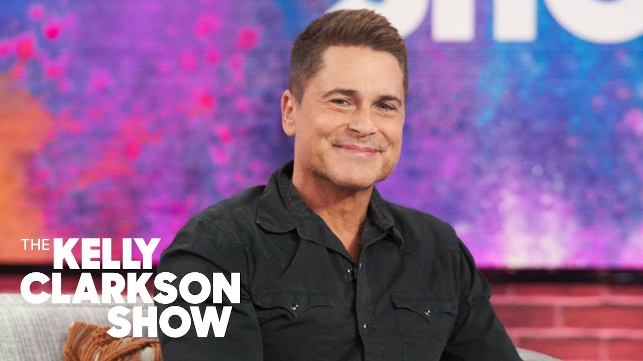Rob Lowe On Being Sober For 30 Years: 'It's A Full-Time Job'