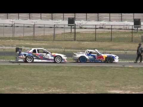 Formula drift qualifying second half texas 16'