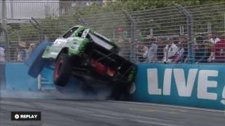 2016 Gold Coast Stadium SUPER Trucks Race 3