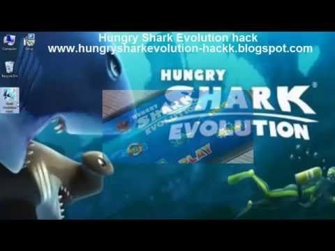 Hungry Shark Evolution Hack Tool - Unlimited Money & Coins - Hungry