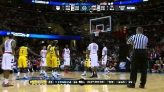 (11) Marquette vs. (3) Syracuse 2011 NCAA Tournament 03.20.2011