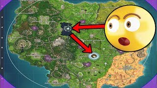 👉 FORTNITE THE FLOTANT ISLAND OF BALSA BUTTON IS MOVE!! Bataille Royale