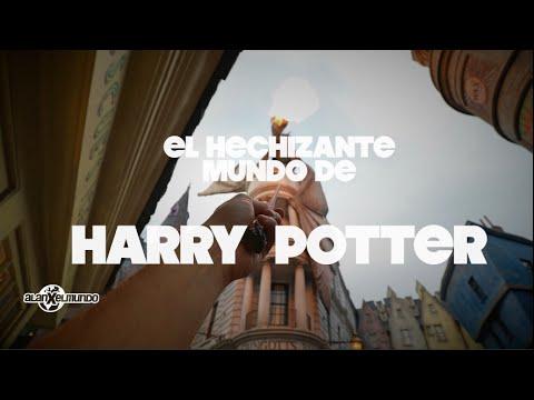 El mágico mundo de Harry Potter en Orlando | Universal Orlando #3