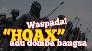 Hoax - Habib Rizieq di aniaya Kostrad - Waspada berita adu domba