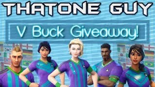 FORTNITE LIVE | LIVE GIVEAWAY | SOCCER SKINS OUT | DECENT PLAYER | TOG SQUAD |