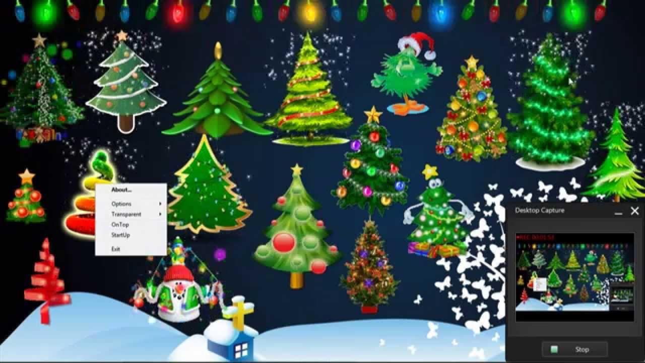 31102013 desktop christmas tree applications - Desktop Christmas Tree