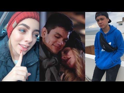 Sale video romántico de Daniela Alfaro y Leo se molesta