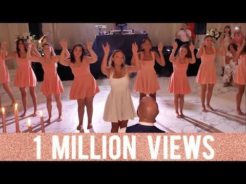 Surprise Wedding Dance Performance Beyoncé
