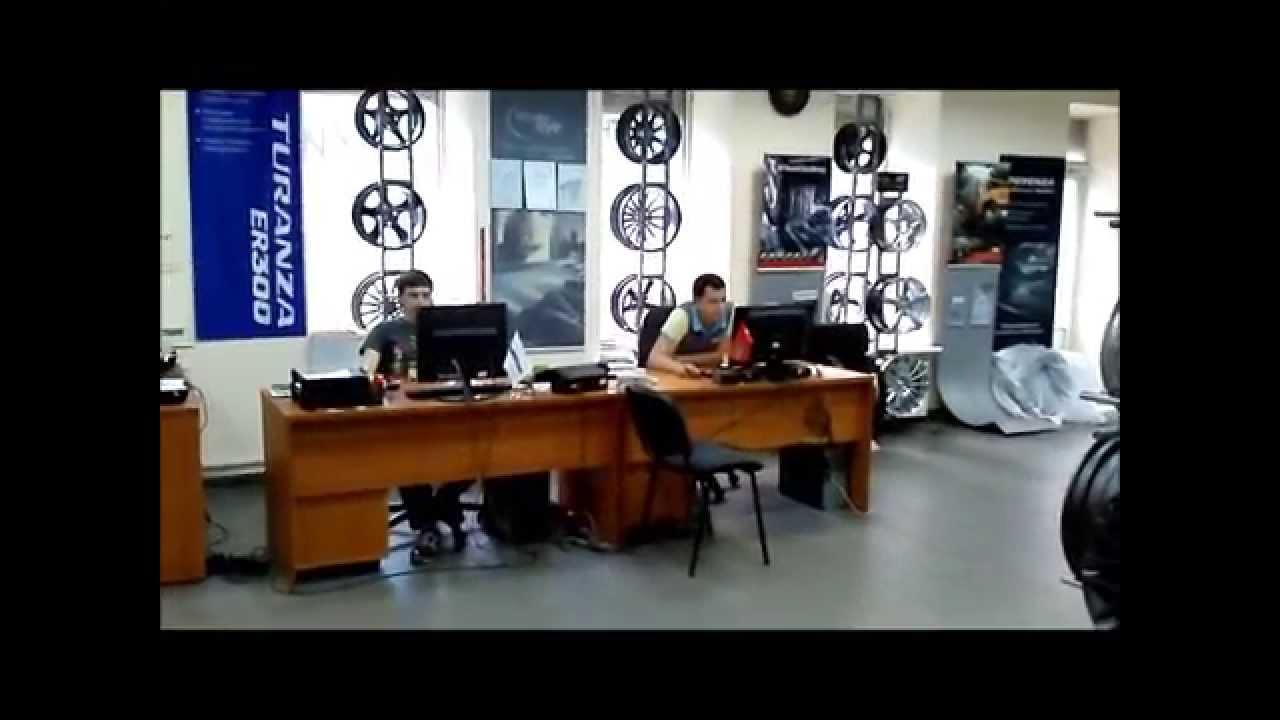 2016.10.11 Магнитогорск первый снег ДТП на объездной мимо садов