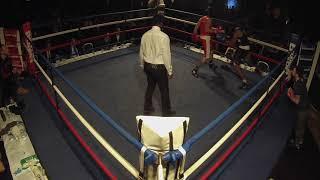 Ultra White Collar Boxing | Crawley | Kye South VS Raman