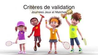 Critères Validation Galaxie Tennis MPEG 2, 15Mbps